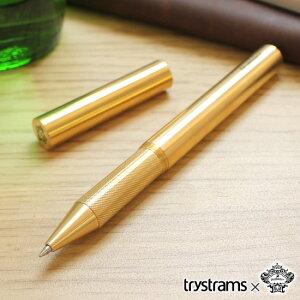 トライストラムス trystrams オロビアンコ Orobianc BRASS ボールペン【文房具なら和気文具(ワキ文具)】 【RCP】