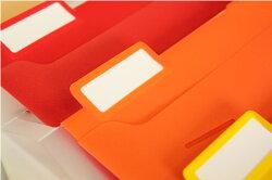 【正規品】エセルテESSELTEソーテッドA4壁掛けファイル/デザインおしゃれ輸入海外ファイル雑貨【ソーテッドファイル】