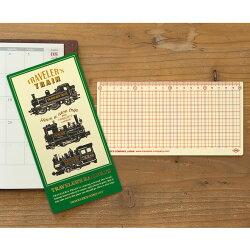 【2018年限定品】トラベラーズノートTRAVELER'SNotebook下敷通常サイズ