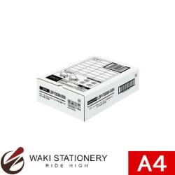 コクヨカラーLBP&PPC用紙ラベル500枚A444面LBP-F28388-500N