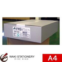 エーワンパソコンプリンタ&ワープロラベル東芝10面用A4判500シート28722