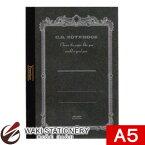 アピカ 紳士なノート Premium C.D.NOTEBOOK A5サイズ 無地 CDS90W