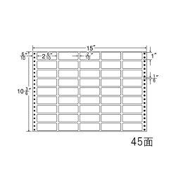 ナナフォームナナフォーム連続ラベルMタイプ15×10(3・6)インチ45面(500折)MX15L