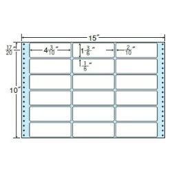 ナナフォームナナフォーム連続ラベルMタイプ15×10インチ18面(500折)MH15U