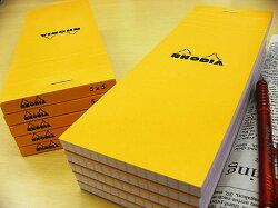 ロディアRHODIAブロックロディアNo.810冊セット+1冊おまけ【デザイン文具】【デザインおしゃれ】
