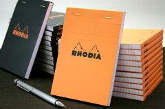 ロディア メモ帳 RHODIA No.13サイズ A6ロディア RHODIA ブロックロディアNo.13 10冊セット+1冊...