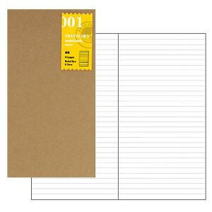 【メール便対応可】トラベラーズノート TRAVELER'S Notebook リフィル 横罫【デザイン文具】 ...