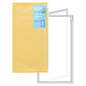 トラベラーズノート TRAVELER'S Notebook リフィルジッパーケース【デザイン文具】 【トラベラ...