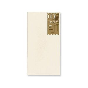 【メール便対応可】トラベラーズノート TRAVELER'S Notebook リフィル 軽量紙【デザイン文具】 ...