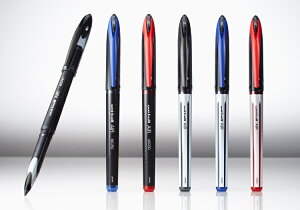 【メール便対応】三菱鉛筆水性ボールペン 0.5mmボールユニボールエアUBA-201-05