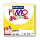 【メ可/遅】ステッドラー CLAY FIMO オーブンクレイ フィモ キッズ <イエロー> 8030-1