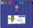 【メール便・ゆうパケット限定】ステッドラー エルゴソフト 色鉛筆 24色セット 157 SB24