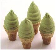 グリーン ソフトクリーム コーナー