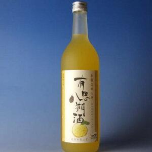 和歌のめぐみ有田の八朔酒(はっさく酒・ハッサク酒) 720ml世界一統の和風リキュール【和歌山…
