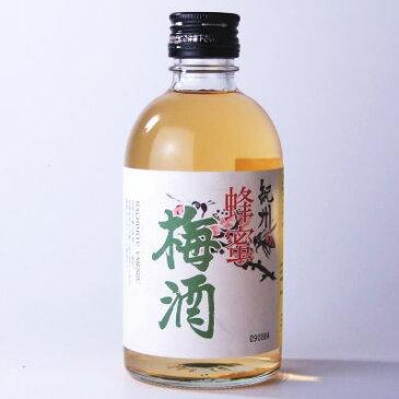 紀州蜂蜜梅酒  300ml紀州南高梅100%使用・中野BC【和歌山県産】【果実酒】