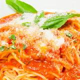 トマトソースのおいしさをそのままにポモドーロ生スパゲッティ