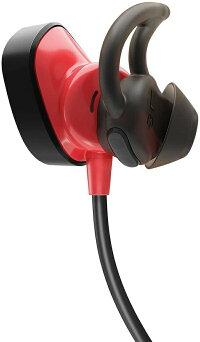ボーズサウンドスポーツパルス7625180010BoseSoundSportPulseWirelessHeadphones,PowerRedイヤホンパワーレッド[並行輸入品]
