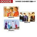 SHINee 交通カード CASHBEE CARD / コン