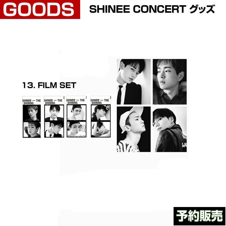韓国(K-POP)・アジア, 韓国(K-POP) 13. FILM SET SHINee Special Party The Shining Official Goods