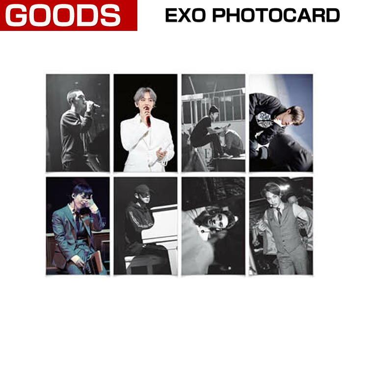 韓国(K-POP)・アジア, 韓国(K-POP) EXO PHOTOCARD 1
