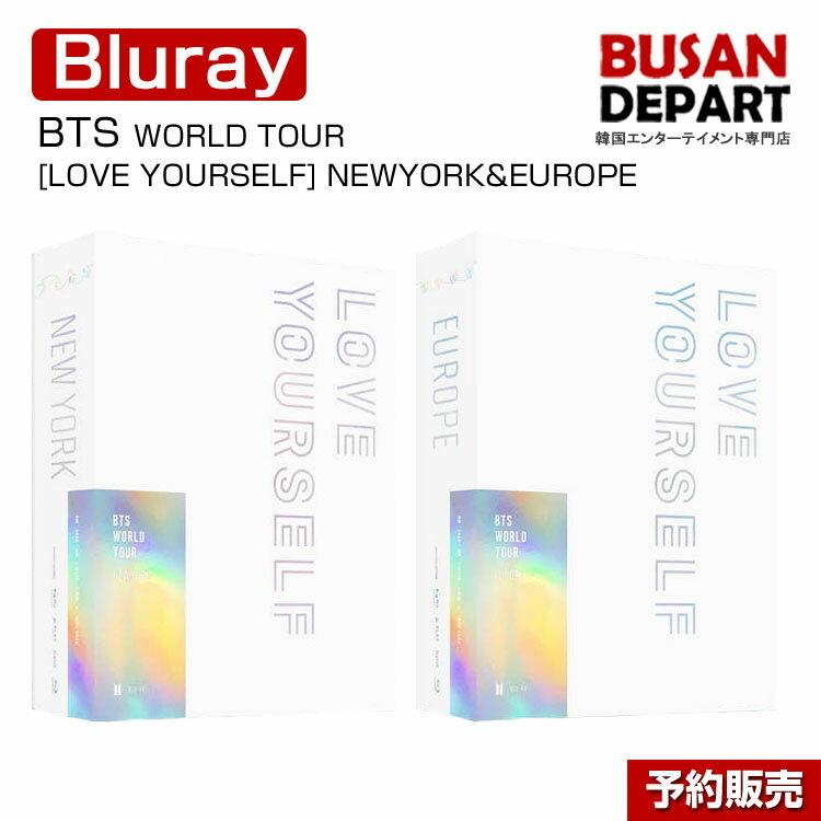 韓国(K-POP)・アジア, 韓国(K-POP)・アジア (BLURAY) BTS WORLD TOUR LOVE YOURSELF NEW YORKEUROPE BLURAY 1