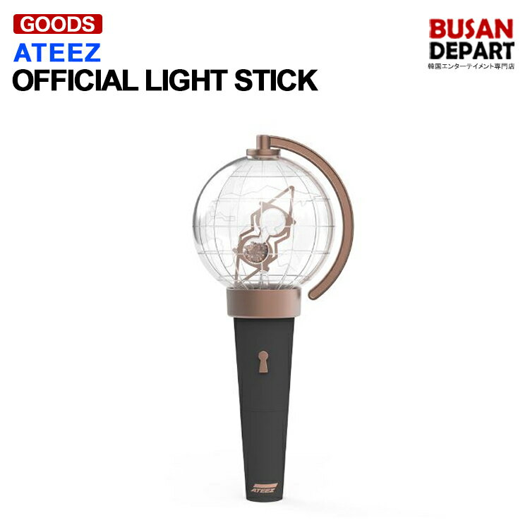 韓国(K-POP)・アジア, 韓国(K-POP) ATEEZ OFFICIAL LIGHT STICK 1