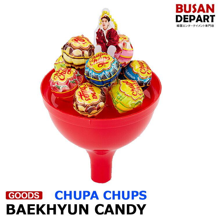 韓国(K-POP)・アジア, 韓国(K-POP) BAEKHYUN x CHUPA CHUPS BAEKHYUN CANDY 1