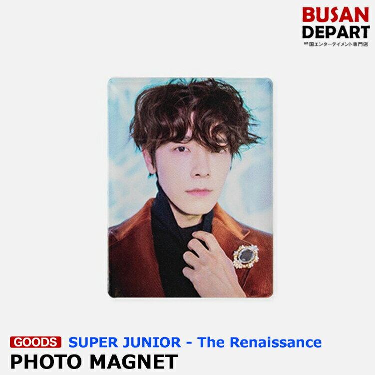 CD, 韓国(K-POP)・アジア SUPER JUNIOR PHOTO MAGNET - THE RENAISSANCE SM 1