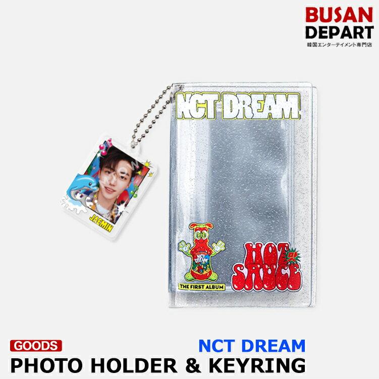 韓国(K-POP)・アジア, 韓国(K-POP) NCT DREAM 01 PHOTO HOLDER KEYRING - Hot Sauce SM 1