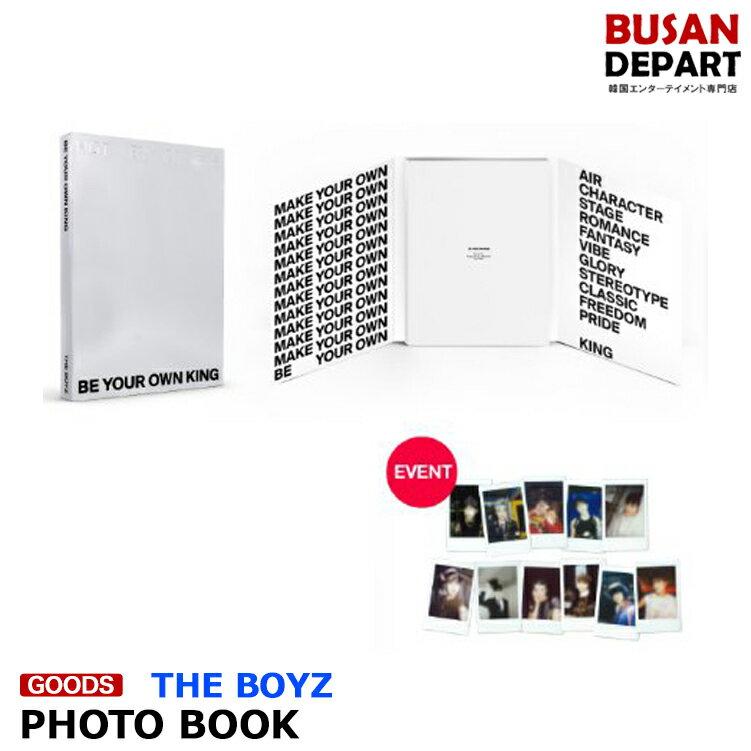 韓国(K-POP)・アジア, 韓国(K-POP)  THE BOYZ 01 PHOTO BOOK - BE YOUR OWN KING MD 1