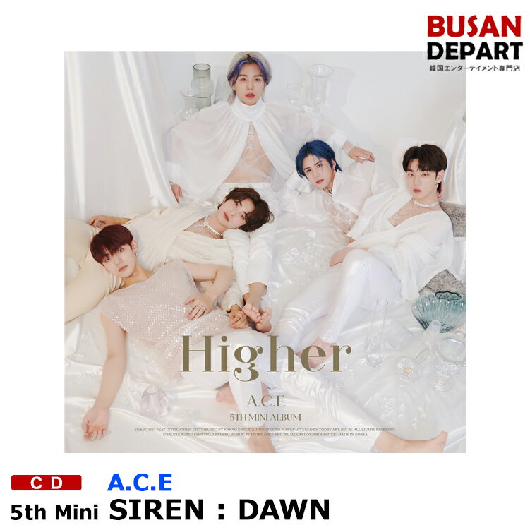 韓国(K-POP)・アジア, 韓国(K-POP) 3 A.C.E 5 SIREN : DAWN CD 1