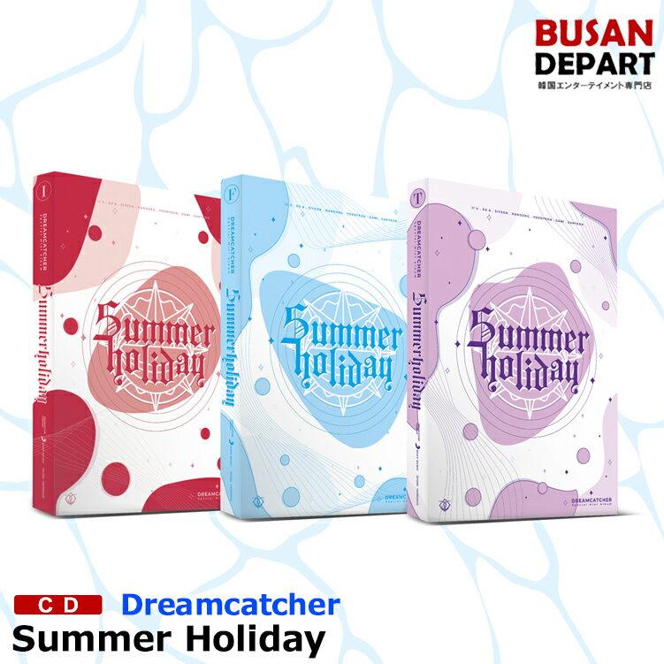 CD, 韓国(K-POP)・アジア 3 Dreamcatcher Summer Holiday CD 1