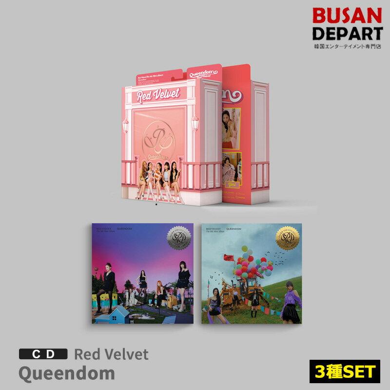 CD, 韓国(K-POP)・アジア 3 Red Velvet 6 Queendom CD 1