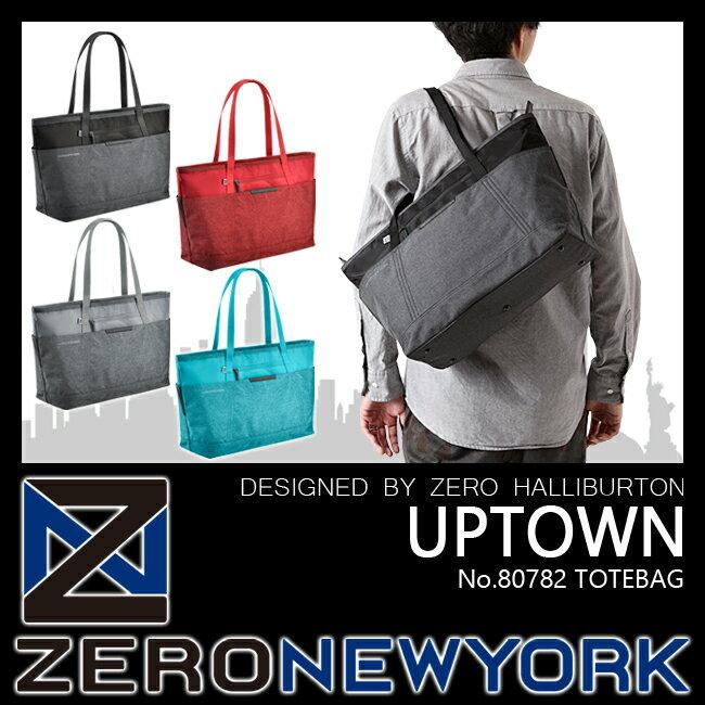 ZERO NEWYORK ゼロニューヨーク UPTOWN アップタウン トートバッグ メンズ レディス ユニセックス カジュアル トートバッグ 【80782】