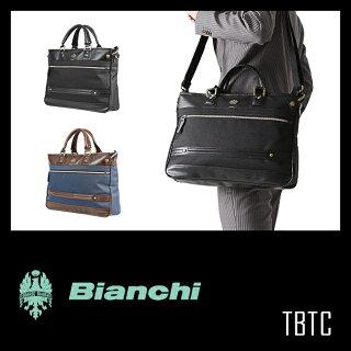 日本正規品ビアンキトートバッグショルダーバッグブリーフトートビジネスバッグBianchiTBTC-14