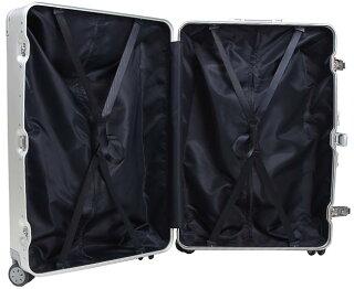 トリオカーゴジェットセッターアルミスーツケース103L日本正規品2年保証TRIOCARGOJETSETTERAMW-12810P27May16