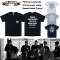 TWELVE20AnniversaryPocketT-shirts/トゥエルブ2016モデルTシャツ20周年記念Tシャツ