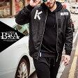 MA-1 メンズ 大きいサイズ ma1 ミリタリージャケット メンズファッション ビッグロゴ プリント B系 ストリート系ファッション ヒップホップ ブラック 黒 ビッグサイズ ビックサイズ キングサイズ バスター ぽっちゃり 西海岸 韓国