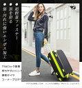 【10%OFFクーポン!!】 スーツケース  Mサイズ キャリーバッグ キャリーケース  【マネ出来ない品質で21万台突破!】  超軽量 TSAロック搭載 4日 5日 6日 7日 中型 1年間保証 suitcase Travelhouse T8088