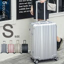 【3/19限定★全品P3倍!!】スーツケース Sサイズ キャリーケース キャリーバッグ かわいい一年間保証 TSAロック搭載 軽量 2日 3日 小型 フレーム suitcase 31172