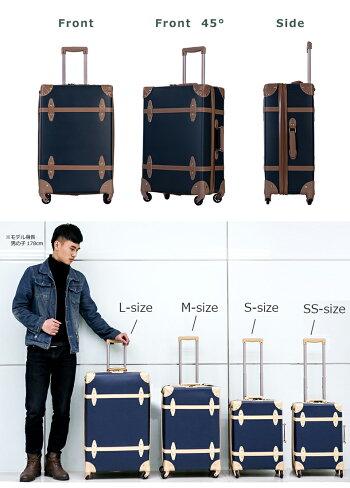 【スーパーSALE限定★SS価格!!】機内持ち込み可トランクケーススーツケースSSサイズ一年間保証TSAロック搭載あす楽1日〜3日用小型キャリーケースキャリーバッグsuitcaseTANOBIFUPP01目玉