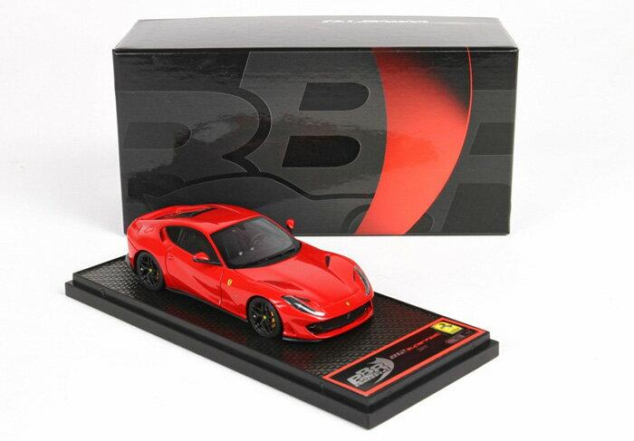 車, ミニカー・トイカー  BBR 143 812 Superfast rosso Corsa 322 BBRC198RCC1 ferrari