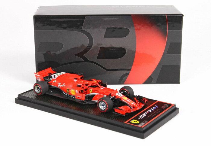 車, ミニカー・トイカー  BBR 143 F1 SF71-H GP Canada 2018 winner S. Vettel BBRC215A ferrari