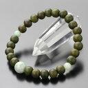 数珠ブレスレット 約8ミリ 緑檀(生命樹) ビルマ翡翠  腕輪念珠/数珠/...