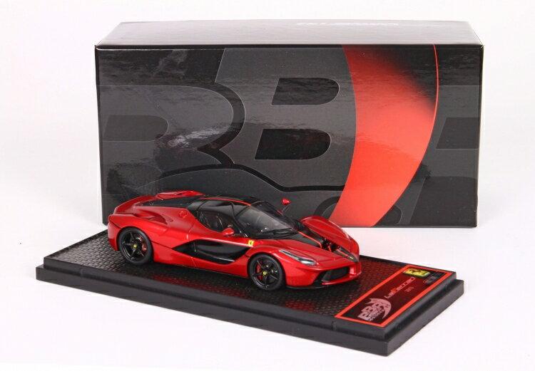 車, ミニカー・トイカー BBR 143 Laferrari Rosso F1 2007 MicalizzatoGloss Black roof BBRC137SPR ferrari 2001500101394