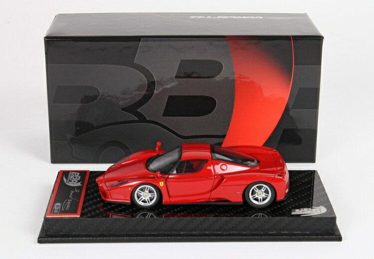 車, ミニカー・トイカー  BBR 143 Enzo Rosso corsa BBRC205A ferrari 2001500102070