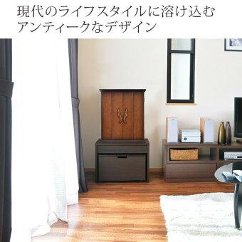 【ココロアンティーク18号】仏壇設置イメージ