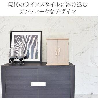 【ココロホワイト18号】仏壇設置イメージ