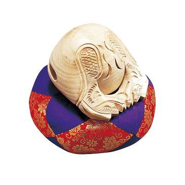 本楠 木魚 並彫 3.0寸〜6.0寸