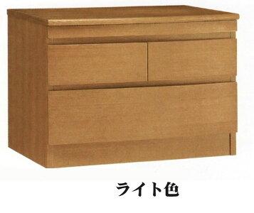 イースター2型と同色の仏壇台コペンダーク色/ライト色